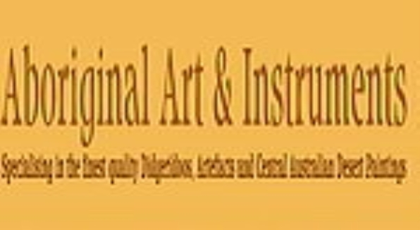 Aboriginal Art & Instruments