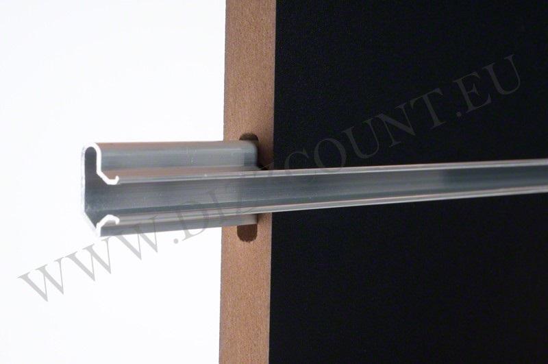 Slatwall Zwart 1200x1200 Mm Profafst100mm Dizz Bv De Nr1